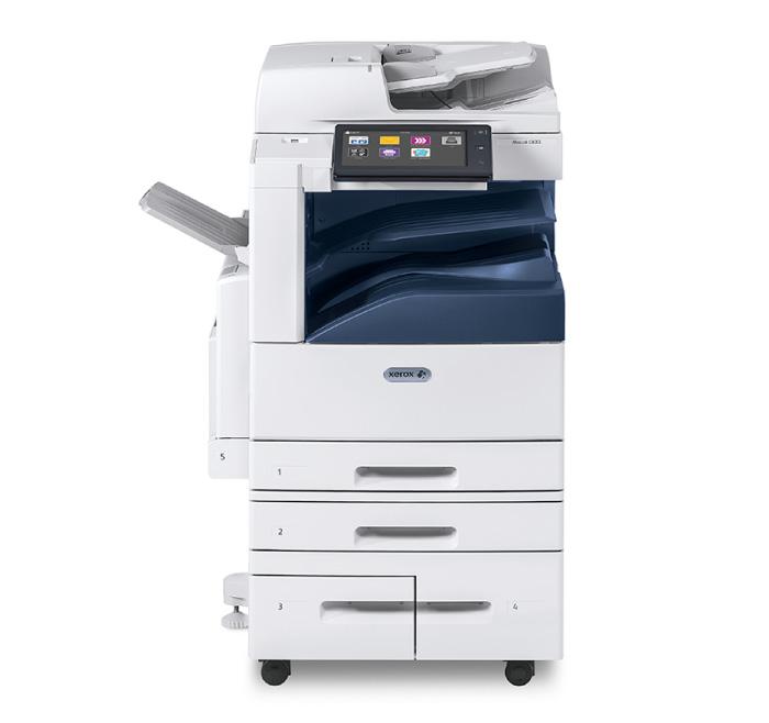Impressora Profissional Xerox C8045 de frente